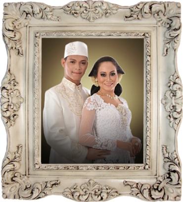 ayunni & rizal frame