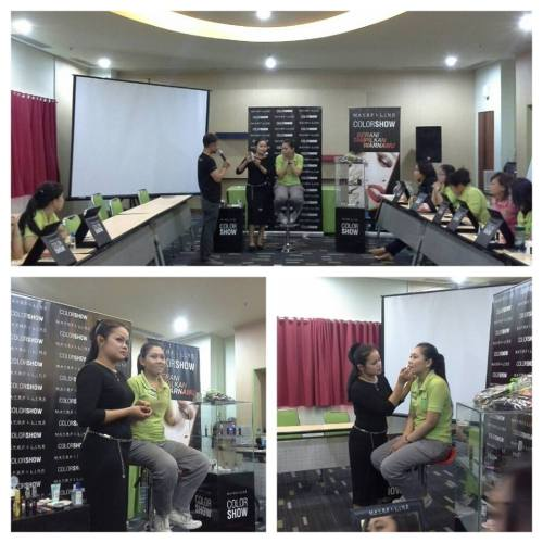 Maybelline Colorshow Beauty Class 2nd