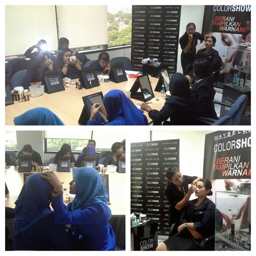 Maybelline Colorshow Beauty Class 3rd